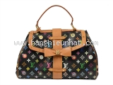 MS6252 Túi Louis Vuitton eye love you đen